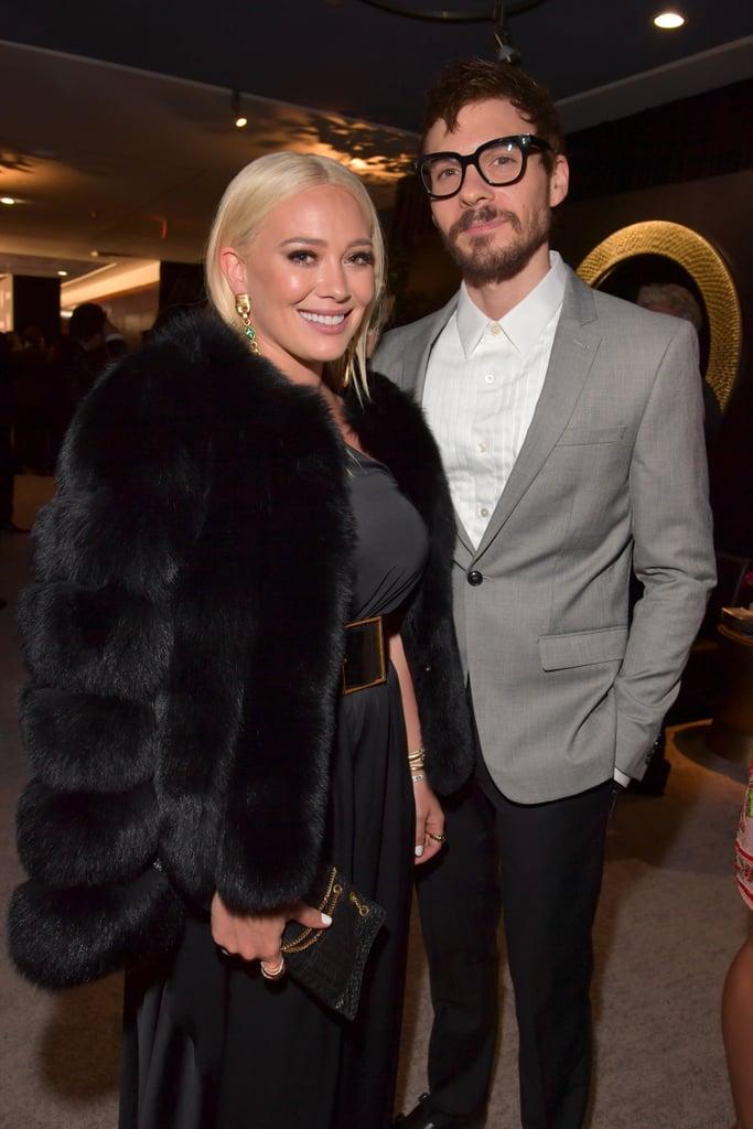 Pictured: Hilary Duff and Matthew Koma