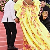 Serena Williams at the 2019 Met Gala Pictures