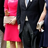 Autumn Phillips at Royal Ascot in June 2018