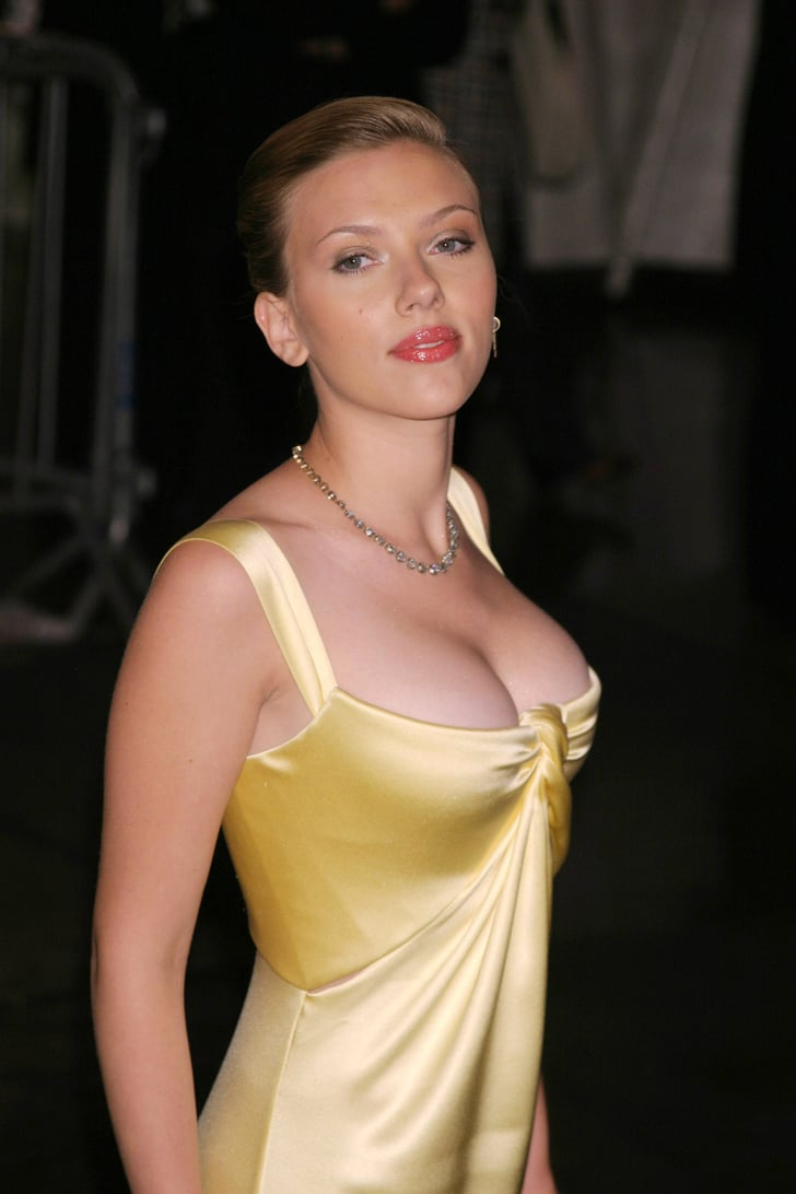 Sexy Scarlett Johansson Pictures | POPSUGAR Celebrity Photo 13