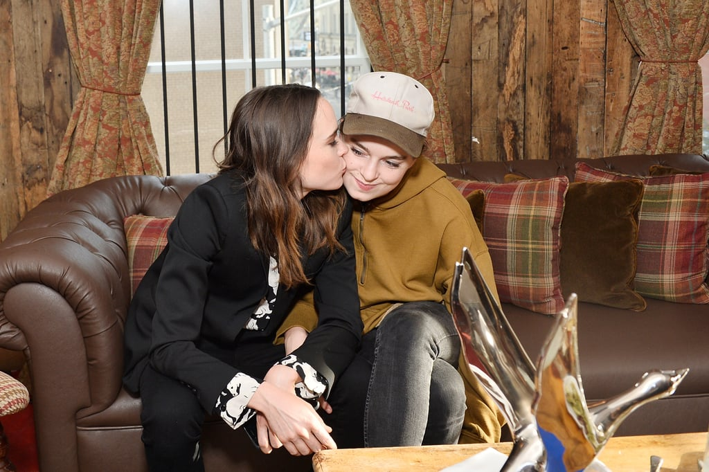 """Ellen Page and Emma Portner surprised us all when they revealed they got married earlier this week. The couple first struck up a romance in early 2017 after the 30-year-old actress DMed the 23-year-old professional dancer on Instagram, and they have been going strong ever since. In addition to sharing sweet moments together on Instagram, the pair always makes it a point to hold hands or kiss when they're on the red carpet — and there's a good reason why. """"We try to hold hands in public. I try to join her at movie premieres,"""" Portner told The Cut in October 2017. """"If we were a straight couple, I don't think we'd push it so much. But it's a chance for queerness to be out in the open."""" Today, we're celebrating the newlyweds by taking a look at their cutest moments together.      Related:                                                                                                           7 Fast Facts About Ellen Page's New Wife, Emma Portner"""
