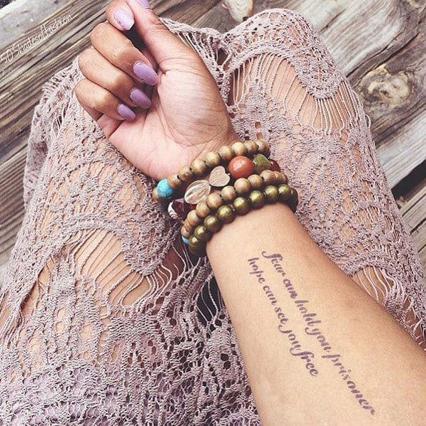 Temporary Tattoos That Look Real | POPSUGAR Beauty