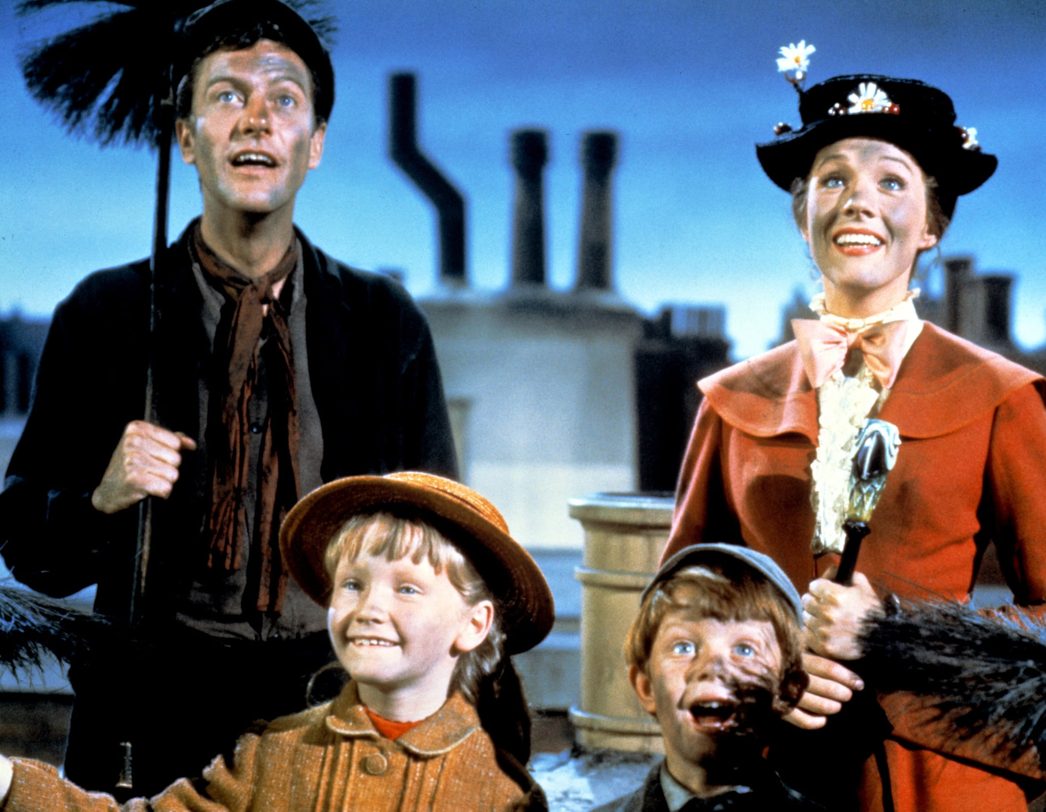 Mary Poppins 1964 Cast Then And Now Popsugar Entertainment