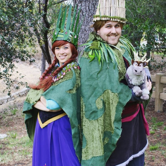 DIY Halloween Disney Couples Costumes