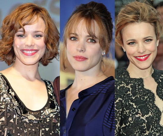 Which Lipstick Shade Do You Prefer on Rachel McAdams?