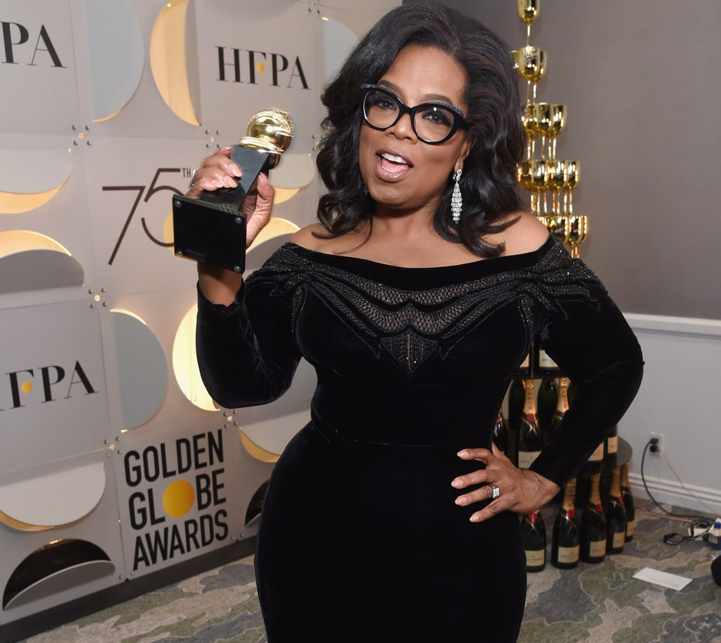 Audience Reactions to Oprah at the 2018 Golden Globes