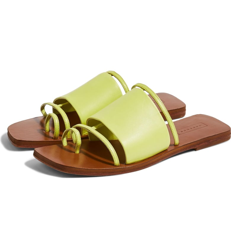 Topshop Fortune Slide Sandals