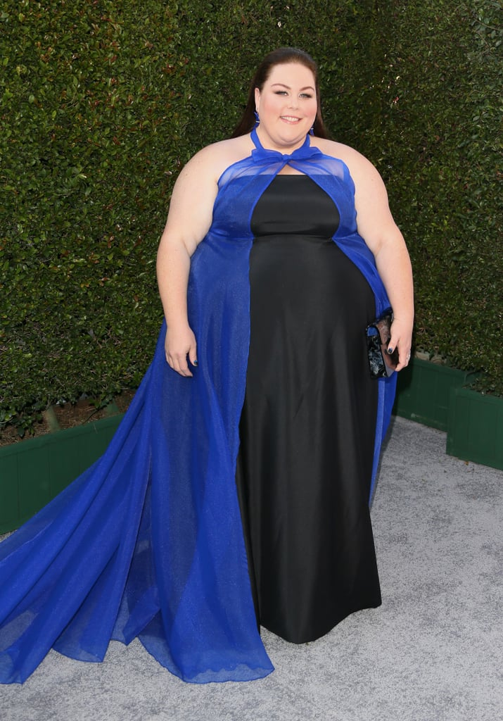 Chrissy Metz at the 2019 SAG Awards