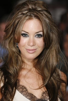 Photo of Hollyoaks Actress Roxanne McKee Louise Impulse Ambassador and Model. Exclusive Interview Hair Tips and Romance Lessons