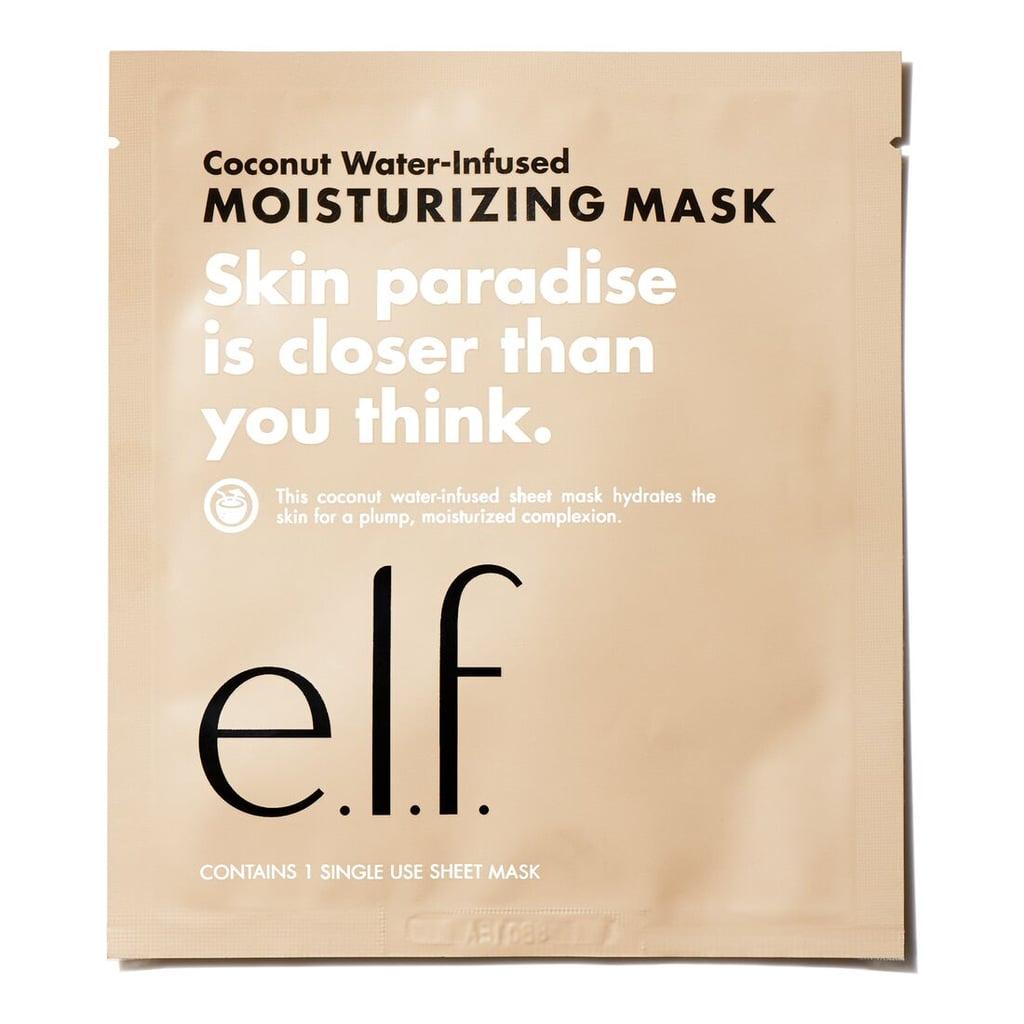 Coconut Water-Infused Moisturizing Sheet Mask