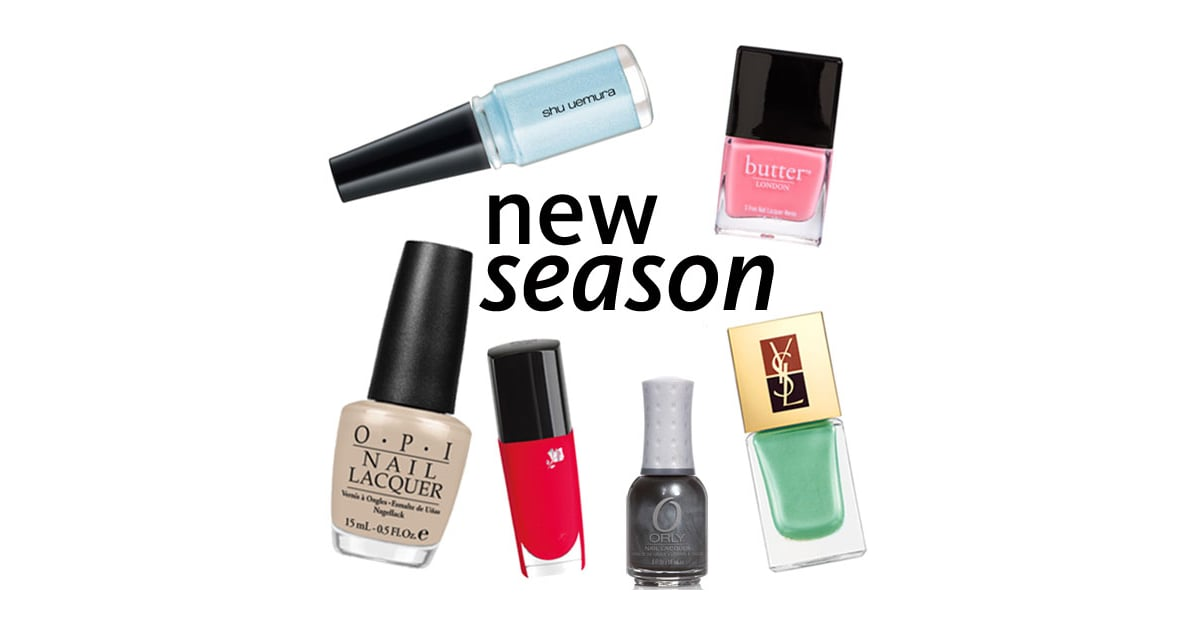 The Best Nail Polish New Releases For Early 2012 From