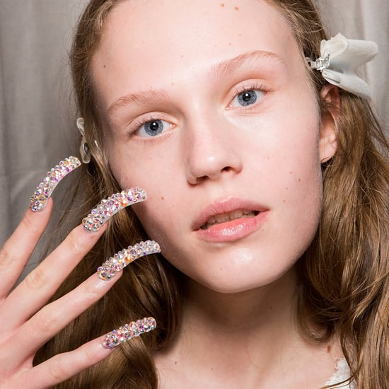 Nail Trends From Milan Fashion Week 2017