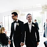 """""""Today #lovewins ❤️ We couldn't be happier about the supreme court's decision in favor of #marriageequality! #loveislove and we're ready to start #weddingplanning!"""""""