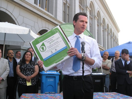 Mandatory Composting Begins in San Francisco Today