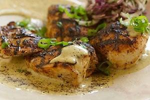 Sunday BBQ: 16-Spice-Rubbed Chicken Breast