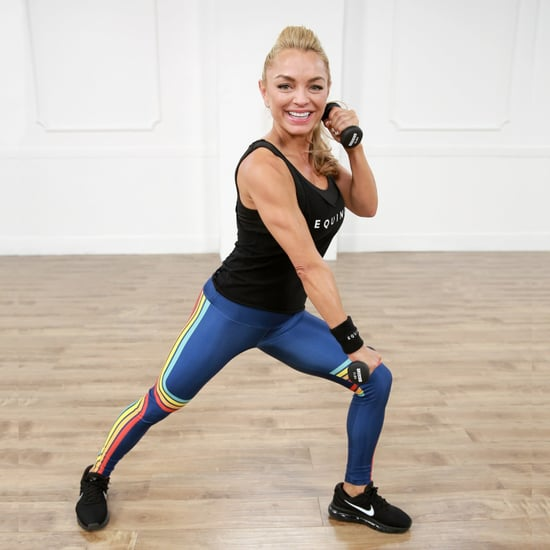 Live POPSUGAR Fitness Workouts on Instagram, Week of 5/18/20