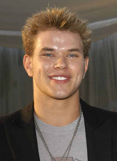 Kellan Lutz in June 2005: Premiere of HBO's series The Comeback