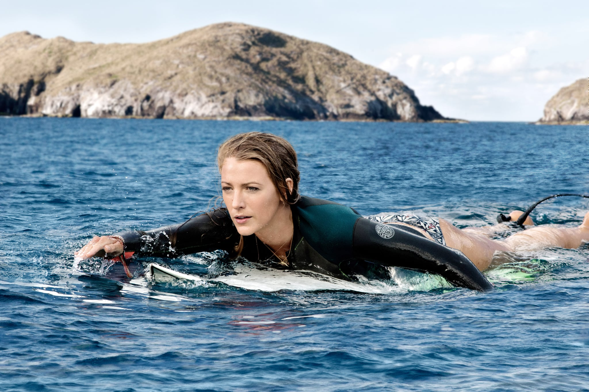 THE SHALLOWS, Blake Lively, 2016. ph: Vince Valitutti/  Columbia Pictures /courtesy Everett Collection