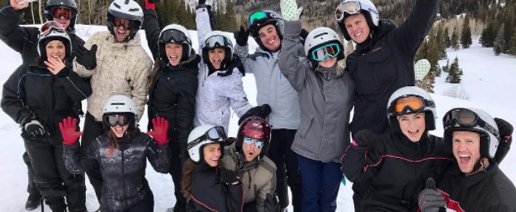 Derek and Julianne Hough's Fun-Filled Holiday Will Make You Want to Join Their Family