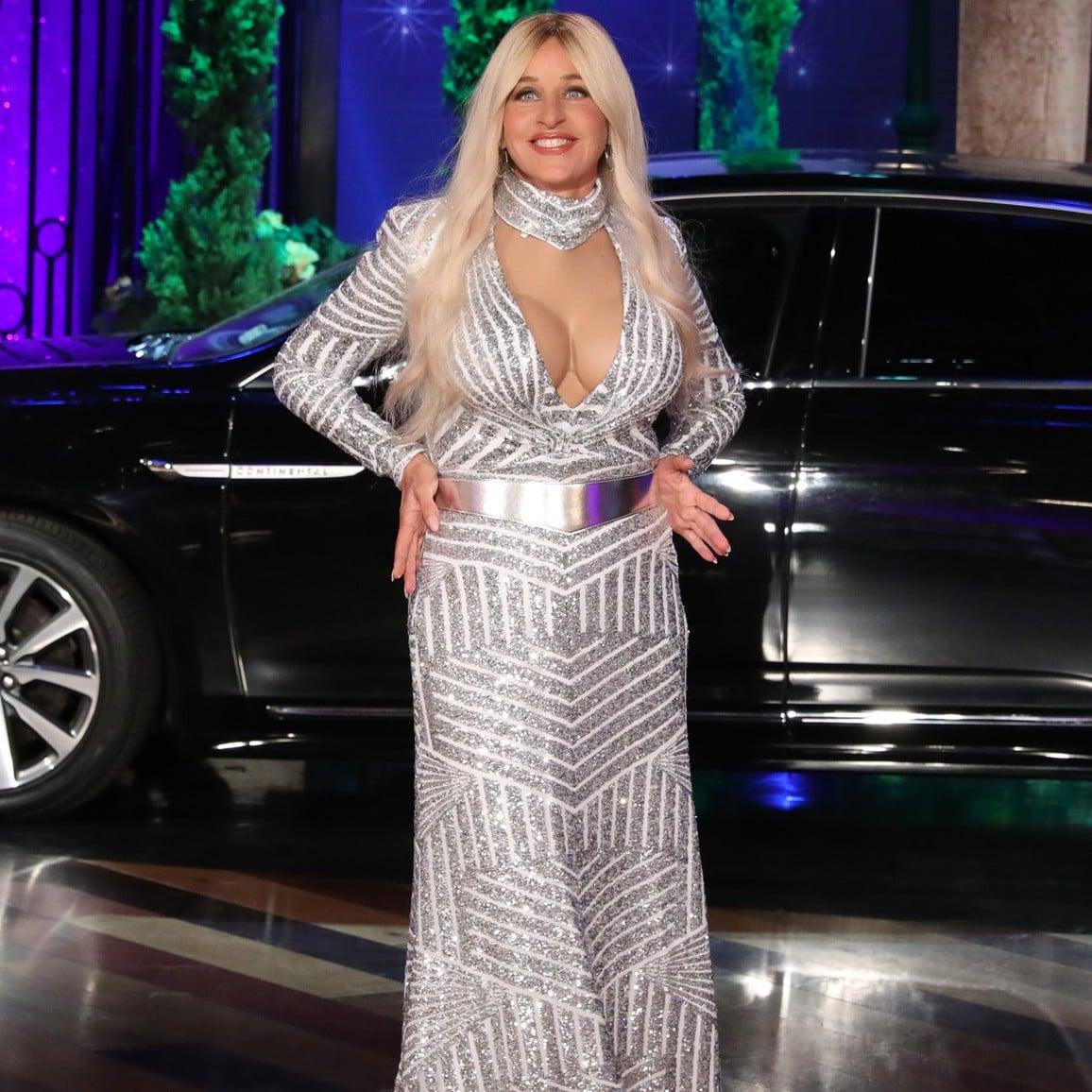 Who Was Ellen For Halloween 2020 All of Ellen DeGeneres's Halloween Costumes | POPSUGAR Celebrity