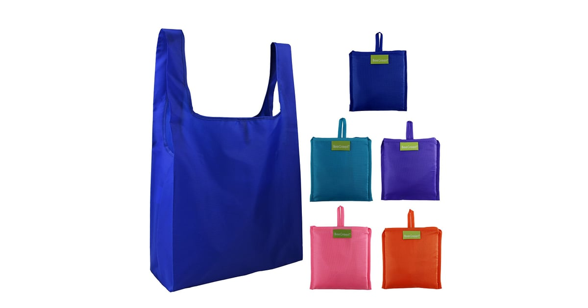 e6a361da6c Reusable Grocery Bags Set of 5 | Reusable Products From Amazon 2018 |  POPSUGAR Smart Living Photo 9
