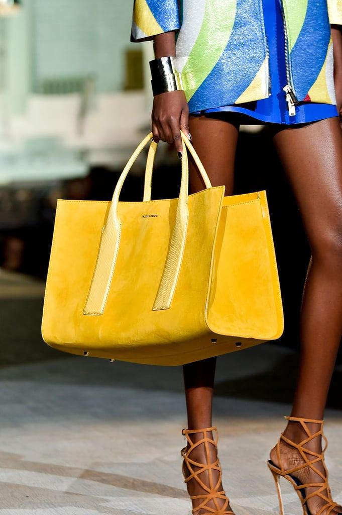 DSquared2 Spring 2015 | Spring Bag Trends 2015
