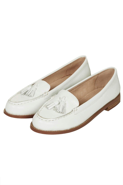Topshop Tassel Loafers