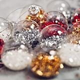 Shake a glitter jar.