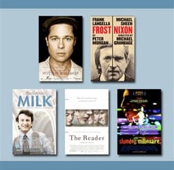 2009 Oscar Ballot: Win A Year of Movies!