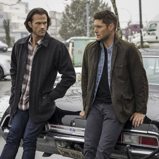 Supernatural Cast Series Finale Messages | POPSUGAR ...Supernatural Finale