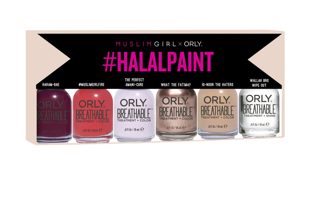 Orly's New Collection Finally Makes It Possible For Muslims to Wear Nail Polish