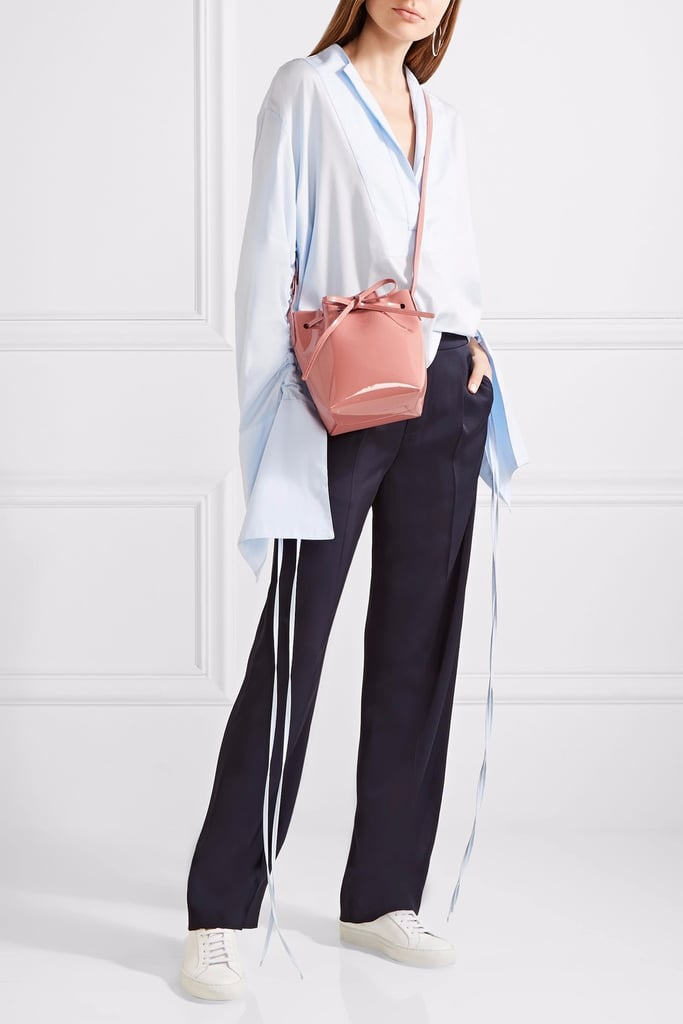 These 15 Mini Bucket Bags Will Make a Big Statement