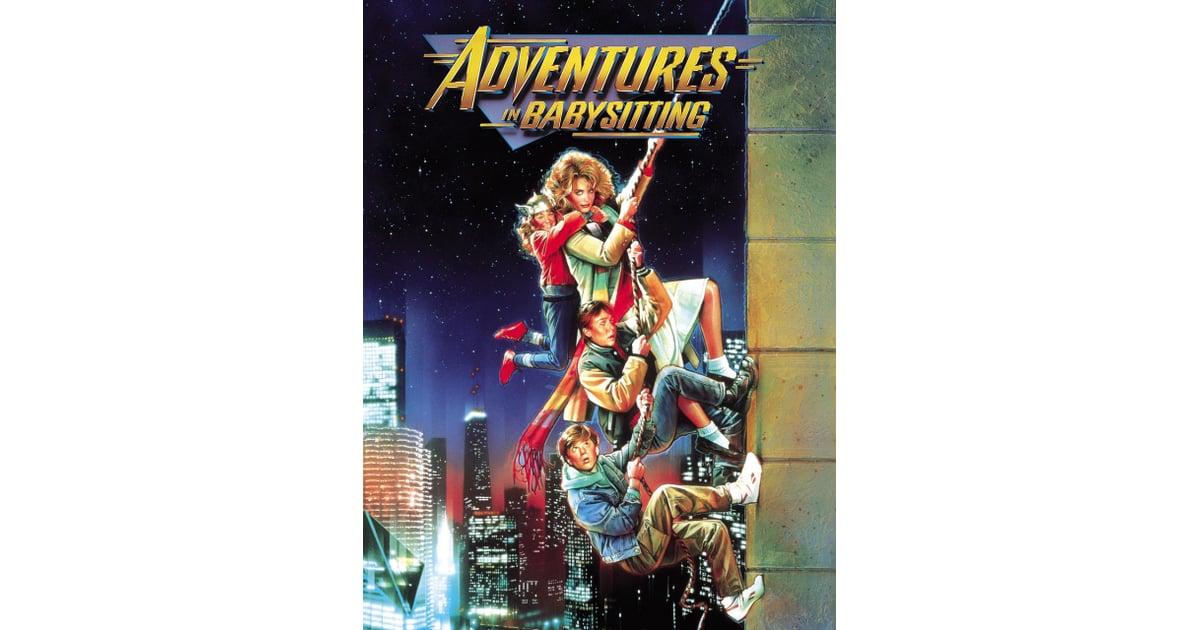 Adventures In Babysitting High School Movies On Netflix
