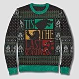 "Game of Thrones ""'Tis the Last Season"" Sweater"