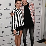 Shenae Grimes was accompanied by her husband, Josh Beech, for InStyle's Summer party.