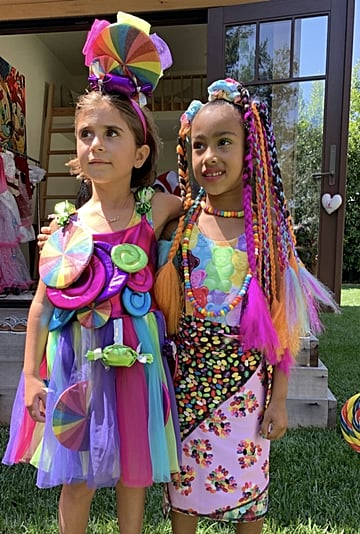 North West and Penelope Disick's Birthday Party Photos 2019