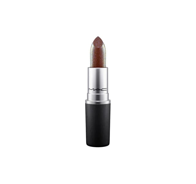 MAC Frost Lipstick in Spanish Fly