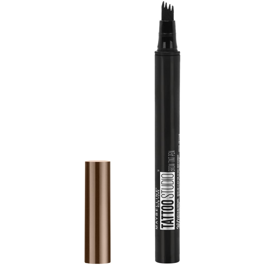 Maybelline tattoo studio brow tint pen popsugar beauty for Maybeline tattoo brow