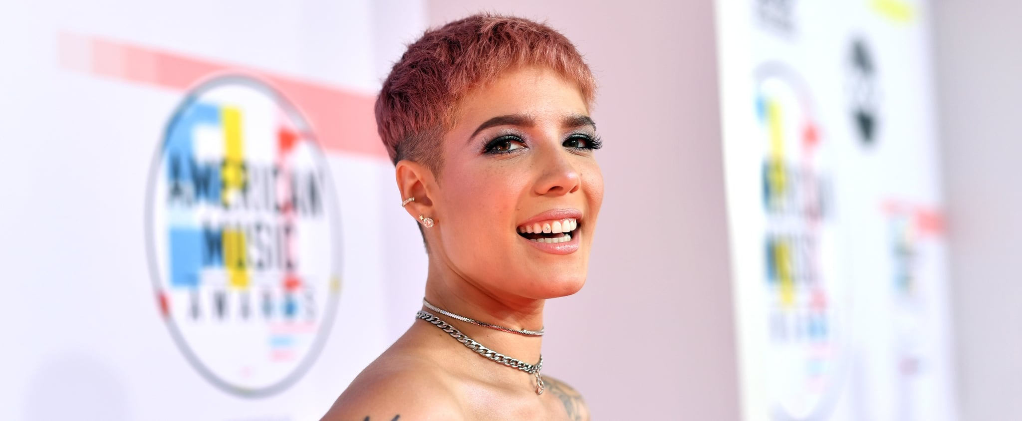 Halsey Announces Pregnancy on Instagram