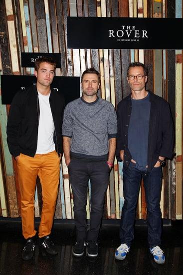 celebrityRobert-Pattinson-Rover-Photocall-Sydney