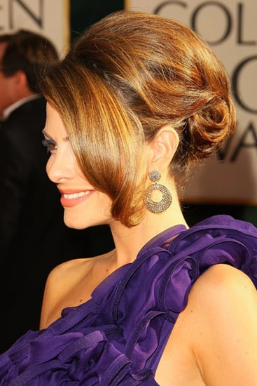 Hair Trends From the Golden Globes