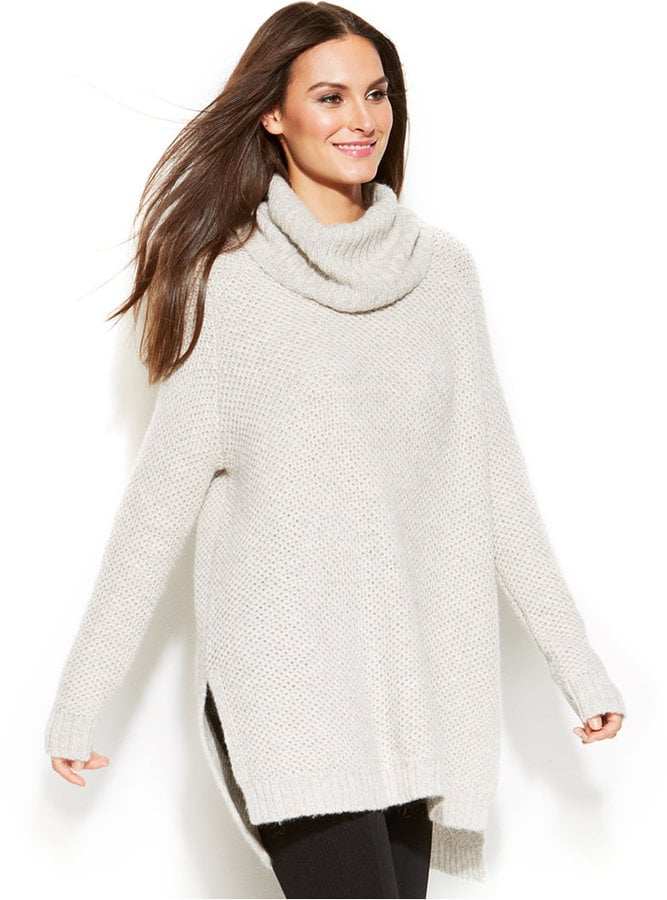 DKNYC Oversized Turtleneck Sweater | Turtleneck Sweaters ...
