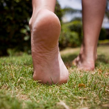 Benefits of Barefoot Walking