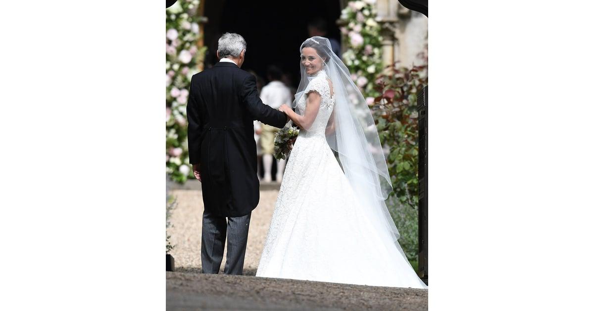 Pippa middleton 39 s wedding dress popsugar fashion uk photo 2 for Pippa middleton wedding dress buy