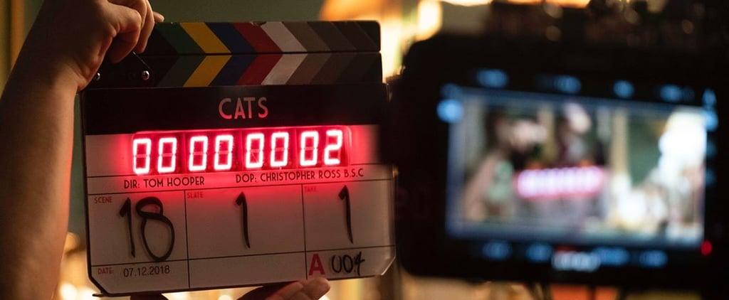 فيديو لكواليس فيلم كاتس cats الغنائي 2019