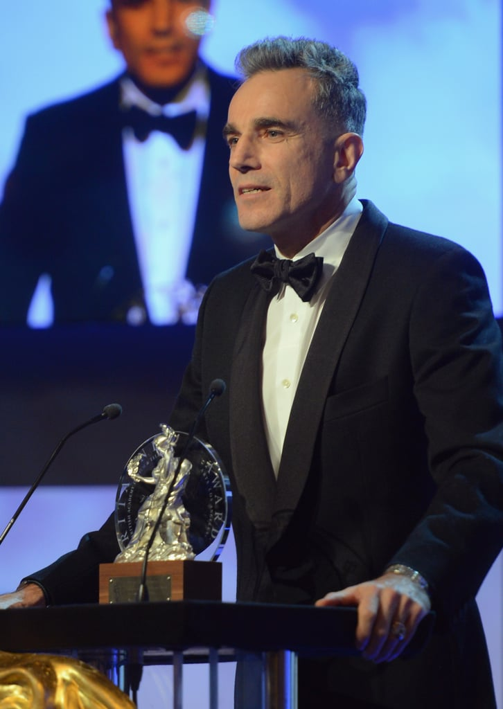 Daniel Craig and Daniel Day-Lewis Win Big at The Britannia Awards