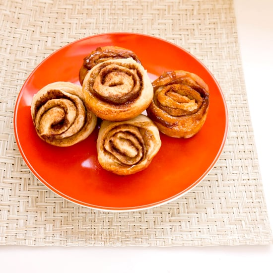 easy cinnamon rolls recipe popsugar moms. Black Bedroom Furniture Sets. Home Design Ideas