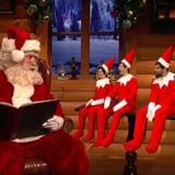 I'm So Sorry If This Inappropriate Jason Momoa SNL Skit Ruins Elf on the Shelf For You Forever