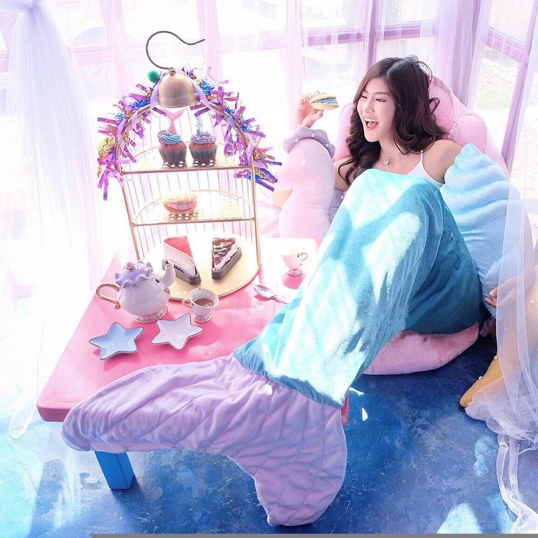 mermaid cafe thailand popsugar smart living