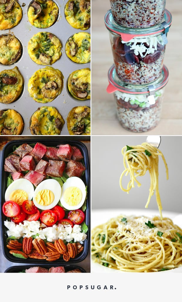 21 Homemade Recipes You Can Realistically Cook For Breakfast, Lunch, and Dinner